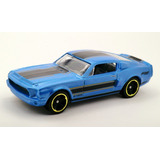 Hotwheels 1968 Ford Shelby Gt500 Mustang