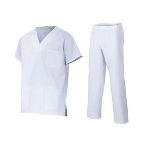 Conjunto 2x1 Médico, Enfermero Uniforme Unisex Disershop