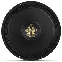 Woofer Eros Hammer 15 2600w 5.2k Black Falante Medio E Grave