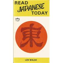Libro De Idioma Japonés, Aprende A Leer El Japonés. Len Wals