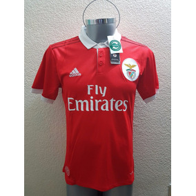 Jersey Playera Benfica Local 2018 Portugal Raul Jimenez