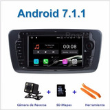 Estereo Seat Ibiza Gps Dvd Android 7 Iphone 2009-2015