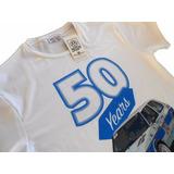 Remera Volkswagen Motorsport -50 Años- Golf Gti Mk2