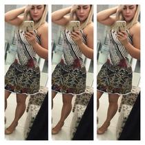 Vestido Boneca Cinturado Curto Balada Shows Sertanejos Lindo