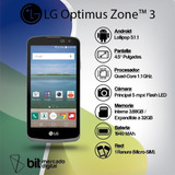 Telefono Android Lg Optimus Zone 3 Nuevo