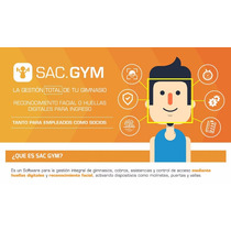 Sac Gym Software Para Gimnasios