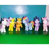 My Little Pony, Centro Para Torta. Cotillones Cumpleaños