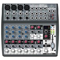 Mesa De Som Mixer Xenyx 1202fx 12 Entradas 110v Behringer