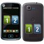 Celular Motorola Screen Ex128 Dual Chip Com Mp3, Fm, Touch