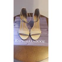 Sandalia Peep Toe Scarpin Sapato Feminino Raphaella Booz
