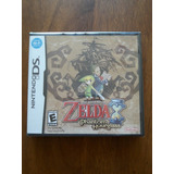 Zelda Phantom Hourglass Ds Sellado