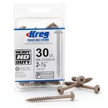 Kreg Jig® Hd Pocket-hole Screws - 30 Ct.