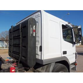 Tanque Mochila Para Camión 550 Litros Extrachata