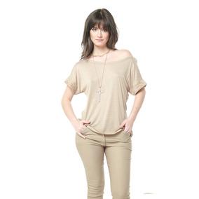 Blusa Oversize Beige Triángulo Egipto Saints Clothes