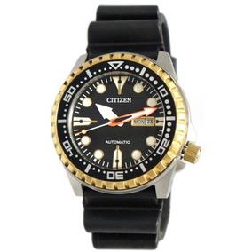 Reloj Citizen Nh838414e Automático Envió Gratis Tienda Of