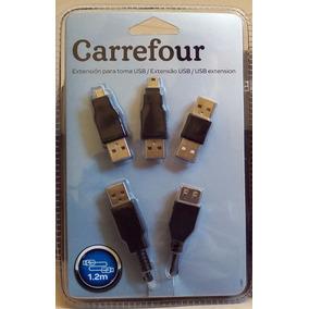 Kit Adaptadores Usb - Marca Carrefour