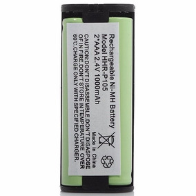 Batería Recargable Teléfono Inalámbrico Panasonic Hhr-p105