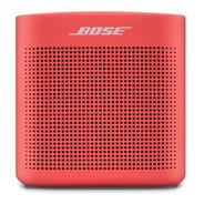 Parlante Portátil Bluetooth Bose Soundlink Color 2 Rojo