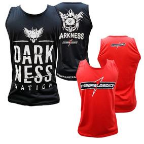 Kit 1 Regata Darkness Nation + Regata Integralmedica 9b22a06bb77d6