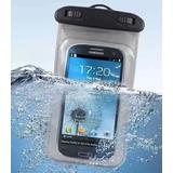Capa Bolsa Estanque Prova D´água Celular Nokia Asha Lumia