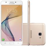 Galaxy J7 Prime G610m 4g Dourado Octa Core Bateria 3.300mah