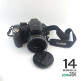 Camara Digital Fujifilm Finepix S4400 14 Mp Zoom 28x