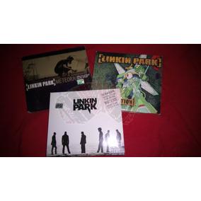 3 Albumes Cd - Linkin Park