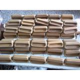 Manija Cubeta De Madera Para Muebles En Lote De 25 Unidades