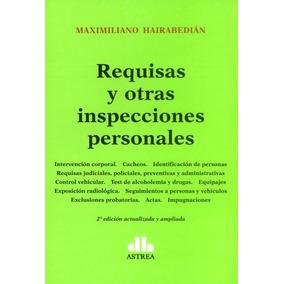 Requisas Y Otras Inspecciones Personales