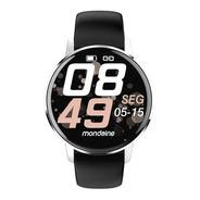 Relógio Smartwatch Mondaine Connect Prata 41002m0mvn13