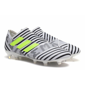 Chuteira Adidas Messi 16.1 Fg Campo Adultos - Chuteiras Prateado no ... 691d6e7062bd7