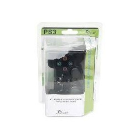 Controle Ps3 Sem Fio Dualshock Playstation 3 Knup Kp-4021