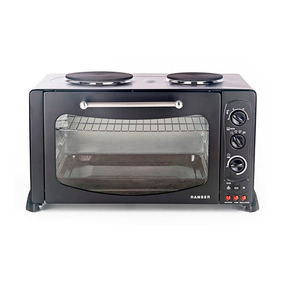 Horno Electrico Ranser He-ra46p 2 Anafes 46lts 3000w Oferta