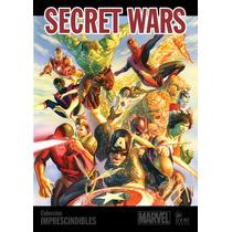 Imprescindibles Marvel 02 Secret Wars Ovnipress Envio Gratis