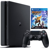 Consola Playstation 4 Slim 500gb Hdr 4k Nuevo Ps4 Nany41