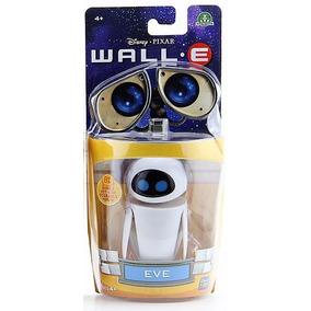 Miniatura Boneca Eva Eve Pvc 10 Cms - Walle Wall-e - Disney