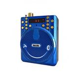 Bocina Megafono Rfr-206 Marca Link Bits Con Bluetooth