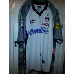 Jersey Playera Zorros Atlas De Guadalajara Año 2000