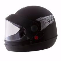 Capacete Sport Moto Pro Tork Preto Fosco 58
