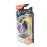 Mega Construx Halo Spartan De 5cm Con Base Y Arma Mattel