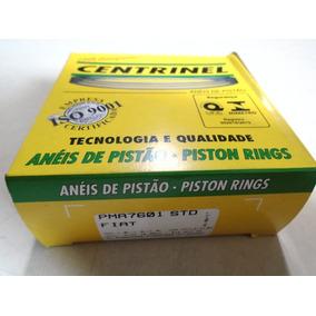 Aneis Pistão Motor Fiat 147/uno/premio 1.0/1.3/1.5 Med Std