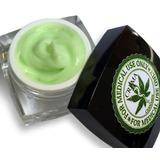 Crema Pomada De Cannabis Concentrada Calmante Medicinal