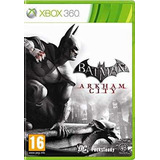 Batman Arkham City, Xbox 360 (nuevo) Aprovecha 0. 0