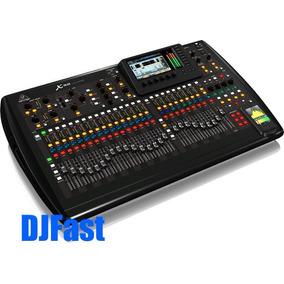 Mesa Som Digital X32 Behringer Promoção Djfast Desc A Vista