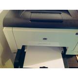 Impresora Usada Laser Color Hp Cp1025nw Cp1025 1025nw Wifi