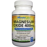 Magnesium Oxide 400** Compare To Mag-ox 400 ® - 250 Tablets