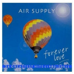 Cd Air Supply - Forever Love: 36 Greatest Hits ( 2 Cd