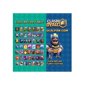 Cartas Clash Royale De Colección - Familia