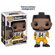 Antonio Brown Funko Pop Pittsburgh Acereros Nfl