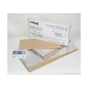 Hushmat 68210 Kit De Sonido Y Aislamiento Térmico (volkswage
